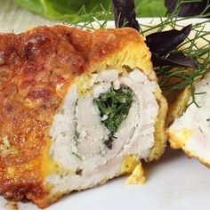 Delicious Stuffed Chicken with Feta and Spinach Recipe