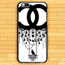 Coco Chanel design art iPhone Cases Case