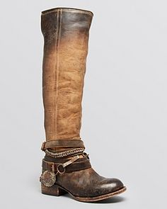 FREEBIRD by Steven Tall Boots - Abbot | Bloomingdale's