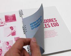 #Diseño del dossier informativo de la asociación entre Burger King Y EGO por @peloniocom