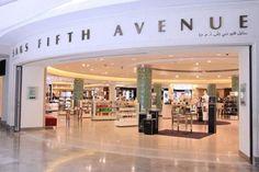 Saks Fifth Avenue closes down in Dubai