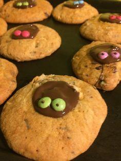 Cookies à la citrouille d'Halloween - Les premiers repas de bébé éveillent ses papilles. De la diversification aux repas dignes des plus grands pirates, nous partageons ici nos recettes.