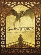 Game of thrones - Le trône de fer - Saison 5