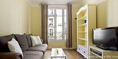 Apartment rental 1 bedroom Paris rue du Jura 13th District - Nearest metro Campo Formio