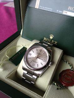 [Vends] Rolex 116000 grise de 2008