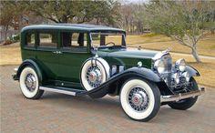 1932 Packard Sedan