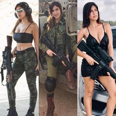 Beautiful women in Israel Defense Forces - IDF Army Girls - Israel Military Women - Israeli Female Soldiers Beautiful women in Israel Defense Forces - IDF Army Girls - Israel Military Women - Israeli Female Soldiers Source by etimespi. Idf Women, Military Women, Israeli Female Soldiers, Female Pilot, Military Girl, Babe, Girls Uniforms, Girl Photos, Beautiful Women