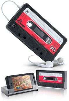 I phone case...I have this case and people are always asking me why I am carrying a cassette tape around