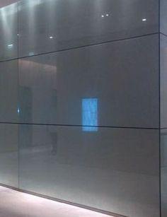 Sistema para fachada contínua de vidro GAMMASTONE GLASS AIR by GammaStone