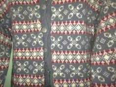 Ukjent Embroidery Patterns, Knitting Patterns, Norwegian Knitting, Tapestry Weaving, Knitting Stitches, Pattern Fashion, Christmas Sweaters, Knitwear, Diy Crafts