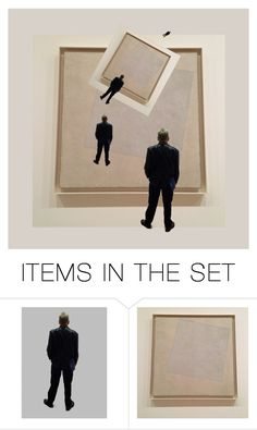 """""""REVOLUTION @ MoMA # 67"""" by harrylyme ❤ liked on Polyvore featuring art"""