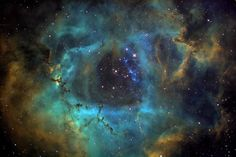 ": ""NGC 2244 is an open star cluster in the Rosette Nebula, 5.200 ly away in the Milky way toward…"""