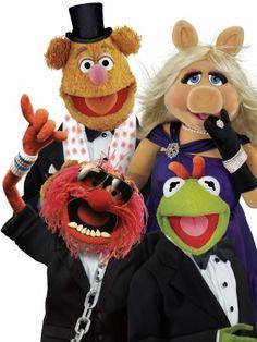 The Muppets Key art