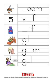 Afrikaans Language, Linked List, Safety Posters, Kids Education, Kids Learning, Love Quotes, Medium, Homeschool, Worksheets