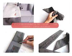 Cómo hacer un Mei Tai - Portabebés ergonómicos DIY