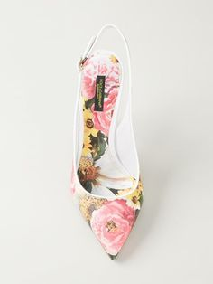 Dolce & Gabbana - I'd totally wear them, if I could only afford them.