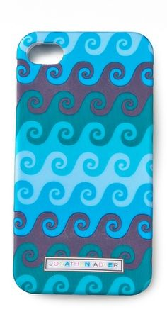 Jonathan Adler Swirls iPhone 4 Cover