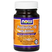 Hey guys! We just put up our new review of #Now Probiotic 10! You  can check it out here:  http://www.probioticsguide.com/now-probiotic-10-review/