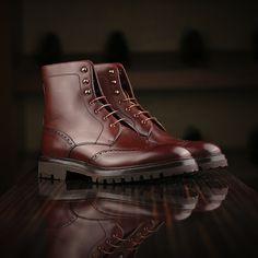 The Best Men's Shoes And Footwear : Grafton Best Shoes For Men, Men S Shoes, Rider Boots, Combat Boots, Crazy Shoes, Me Too Shoes, Saint Crispin, Shoe Manufacturers, Shoe Boots