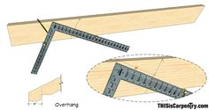 Common Rafter Framing | THISisCarpentry
