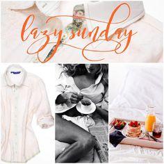 What's your favorite Sunday activity? http://www.myshirtmylife.com/blog/ Blog - MY SHIRT MY LIFE