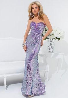 Tony Bowls Le Gala Dress 114506 at Peaches Boutique