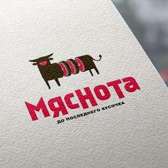 Echa un vistazo a este proyecto @Behance: \u201cМяснота: Butcher Shops\u201d https://www.behance.net/gallery/12374247/mjasnota-Butcher-Shops
