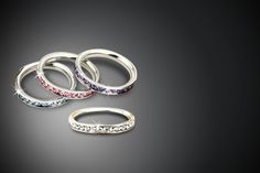 To paraphrase the great Beyonce: if you like it, you should put a stackable ring on it with today's deal...