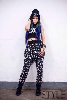 Hong Kong Street Fashion, http://www.style-tips.com/lookbook