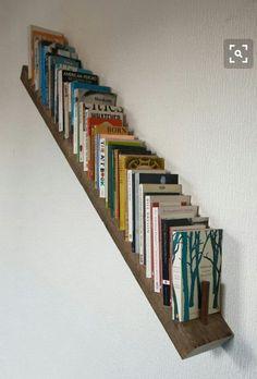 20 DIY Wooden Bookshelves Design Ideas For Small Spaces