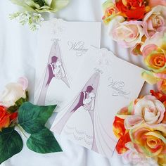 2012 New Wedding Card Invitation Tri Fold Personalized As Picture Bride Groom Style Embossed Paper Great Prices Wedding Accessories