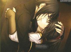 Hijikata & Chizuru   Hakuouki Shinsengumi Kitan #otomegame #game