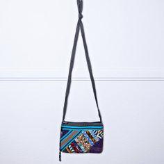 diagonal zipper purse - Salt & Air  http://saltandair.com/product/diagonal-zipper-purse/