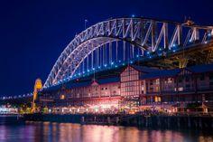 #Sydney Harbour Bridge, #Australia