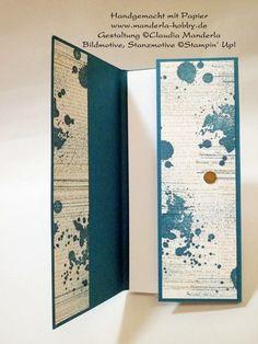 Handgemachter Stampin´Up! Kellnerblock (k001008) | eBay