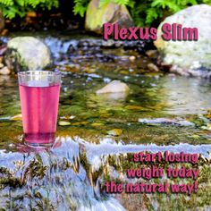 Plexus Slim is a refreshing Cherry Pomegranate drink.  Not a meal replacement! All natural way to lose weight.