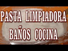PASTA LIMPIADORA MUY POTENTE PARA HORNOS ,BAÑOS Y MUCHO MAS - YouTube Deep Cleaning, Cleaning Hacks, Personal Hygiene, New Carpet, Diy Cleaning Products, Clean House, Helpful Hints, Make It Yourself, Soya