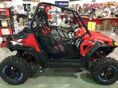 New 2017 Polaris RZR® S 570 EPS ATVs For Sale in Ohio. We carry the full line of powersports products from all the major manufactures. Financing is available and we accept all applications! All new units are in showroom condition and come with a full factory warranty. Sale prices are not honored to walk-in customers at any of our Xtreme dealerships. Call or text Josh at 740-296-9653 today for a hassle free shopping experience! INDY RED Your entry into the sport category, with legendary…