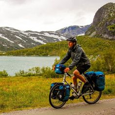 Bicycle Touring in Norway