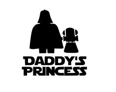 Fathers Day Quotes, Fathers Day Crafts, Happy Fathers Day, Dark Vader, Star Wars Onesie, Daddys Little Princess, Silhouette Cameo, Star Wars Gifts, Mom Day