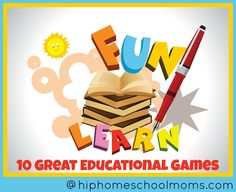 10 Great Educational Games
