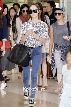 OMONA THEY DIDN'T! Endless charms, endless possibilities ♥ - SNSD AIRPORT POST ~
