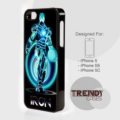 Iron Man Tron Legacy mode