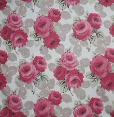 Sarah Hardaker faded roses cherry