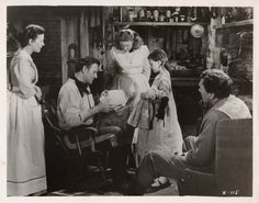 THE SEARCHERS - Ethan Edwards (John Wayne) is greeted by his brother, sister-in-law and two nieces - Based on the novel by Alan LeMay - Directed by John Ford - Warner Bros. Western Film, Western Movies, Ken Curtis, Westerns, Warner Bros Movies, Jeffrey Hunter, Harry Carey, Francois Truffaut, John Wayne Movies