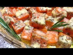 Dovleac mai gustos decât carnea! Rețetă ușoară și delicioasă în câteva minute! Olesea Slavinski - YouTube Carne, Christmas Appetizers, Banana Pancakes, Quick Dinner Recipes, Side Dishes, Food And Drink, Pumpkin, Yummy Food, Lunch