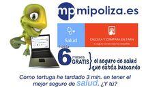 El mejor precio del mejor seguro de#saluden 3 minutos y 6 meses gratis#salud#mipoliza