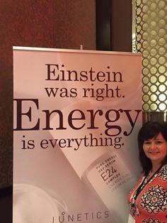 Energy anyone?