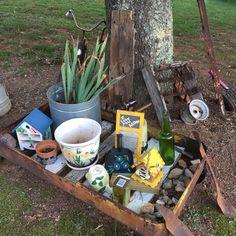 Junk Garden Goodies