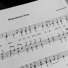 plany na sobotę #fletniapana #schola #chór #muzyka #śpiewamy #błogosławciepana #nuty #music #choir #praise #worship #satb #sheetmusic by fletnia_pana